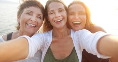 """How important is beauty to you?"" Tell three generations"