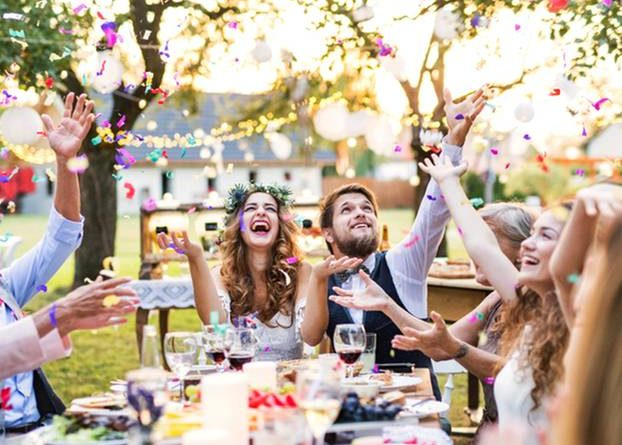 Garden wedding – tips and ideas for your dream wedding
