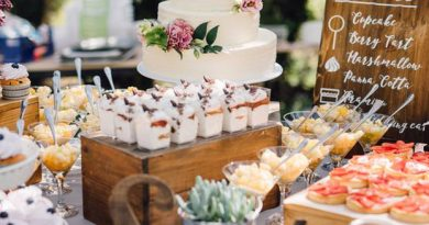 Candy Bar Wedding: Ideas and Tips