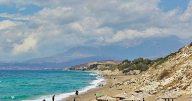 Crete with child: Tips for a relaxed family holiday