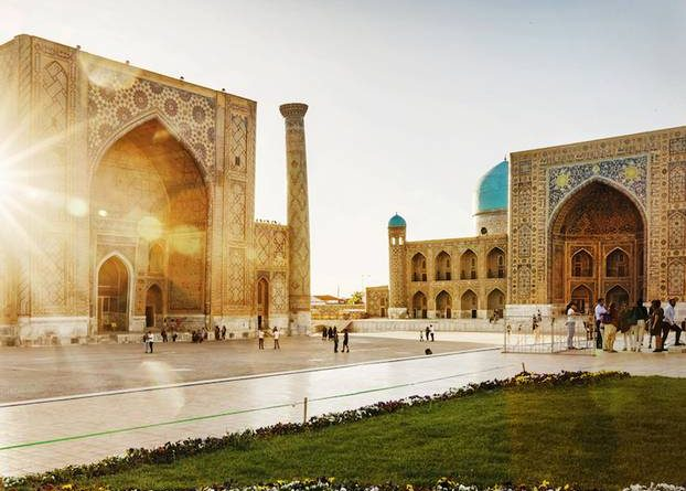 Uzbekistan: A journey along the Silk Road