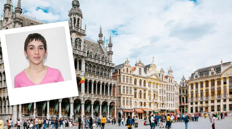 Brussels and its surroundings in the footsteps of Marine S