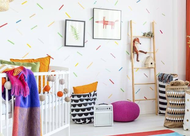 These 3 zones should have every nursery