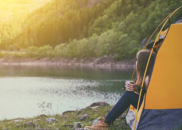 What you really need when camping – the checklist for printing