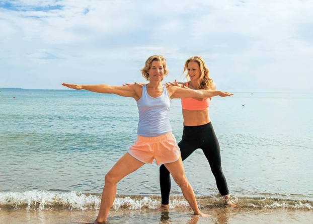 Yoga holiday on the Baltic Sea: The best tips from the editor