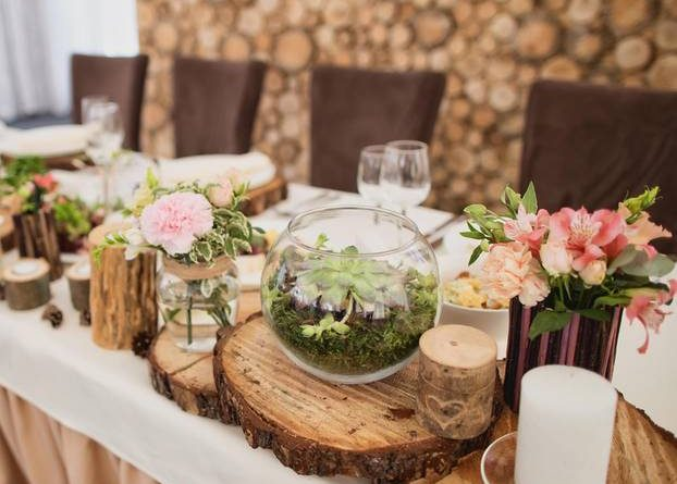 Wooden wedding: meaning, decoration and gift ideas