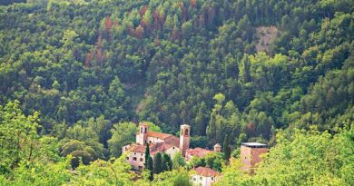 Portico di Romagna: Experience Italy in a different way