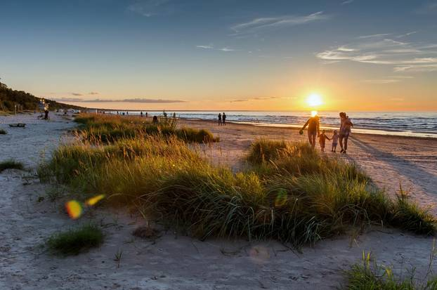 A place by the sea: beautiful hotels on the Baltic Sea