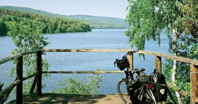 Biking in the Bohemian Forest: Where the Czech Republic is still in deep sleep