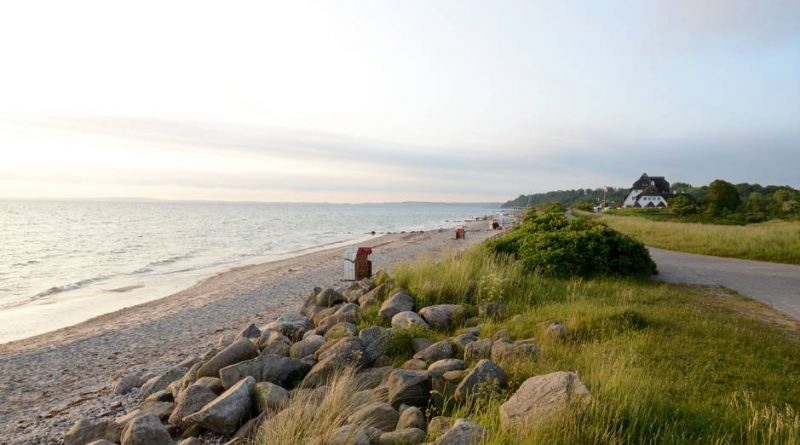 On the sea! These are the 10 most beautiful beaches in Germany 🏖
