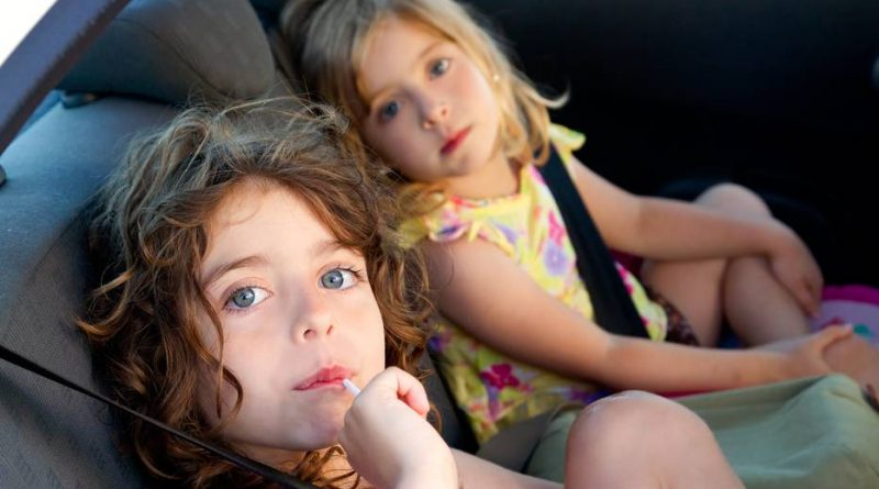 Safety in the car: 8 common mistakes that endanger your children