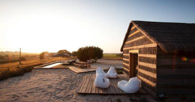Get away from it all: dreamlike barefoot hotels around the globe