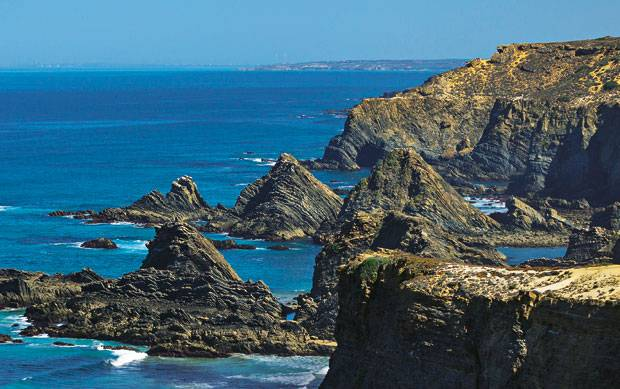 Portugal: Always along the west coast