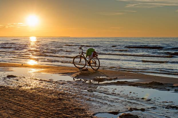 Bike tour on the Baltic Sea: This is the most beautiful 3-day tour!