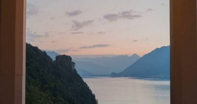 Hiking in Switzerland: From grand hotels to summit happiness ☀️