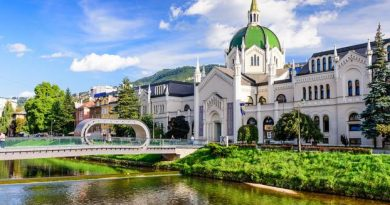 Sarajevo: Travel tips for a very special city trip